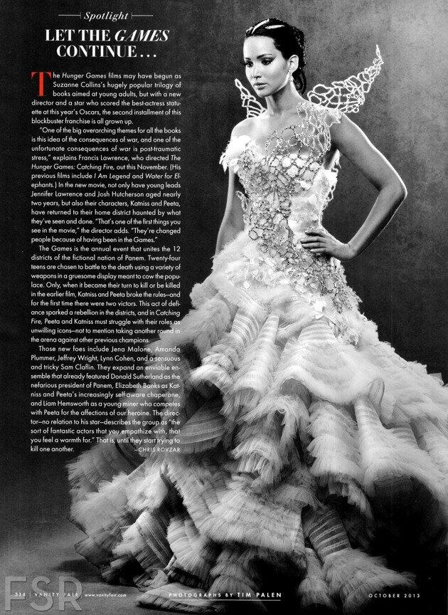 Vanity Fair US Portrait Katniss 02