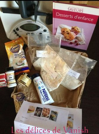 blog box - les gourmandises de lea