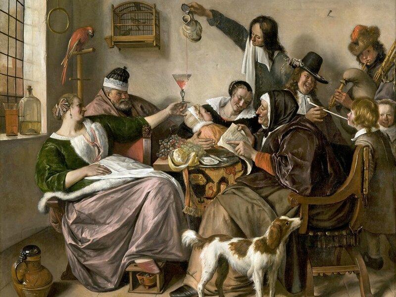 1668 - 1670, Comme chantent les vieux, piaillent les jeunes