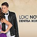 Danse avec les stars 2015 - Loic Nottet - Denitsa Ikonomova