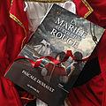 La mariée au collier rouge, pascale dussault