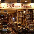 La belgique gourmande bruxelles belgique confiserie