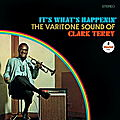 Clark Terry - 1967 - It's What's Happening The Varitone Sound Of Clark Terry (Impulse!)