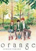 Orange Ichigo Takano tome 01 Akata