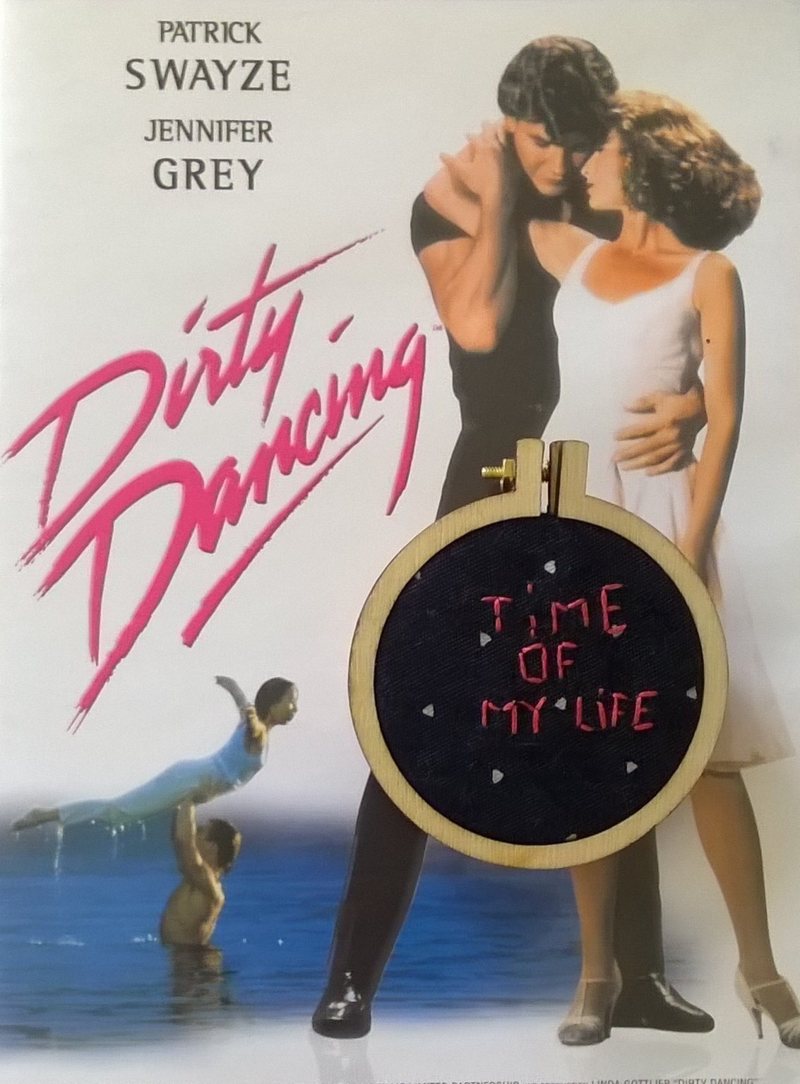 Broche : Time Of My Life (Dirty Dancing)