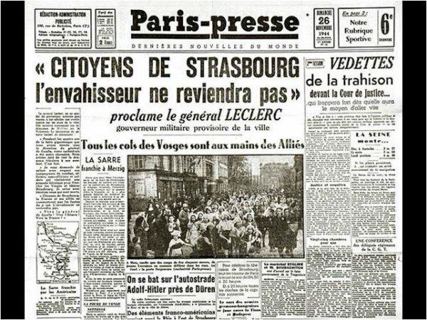 Strasbourg Libération