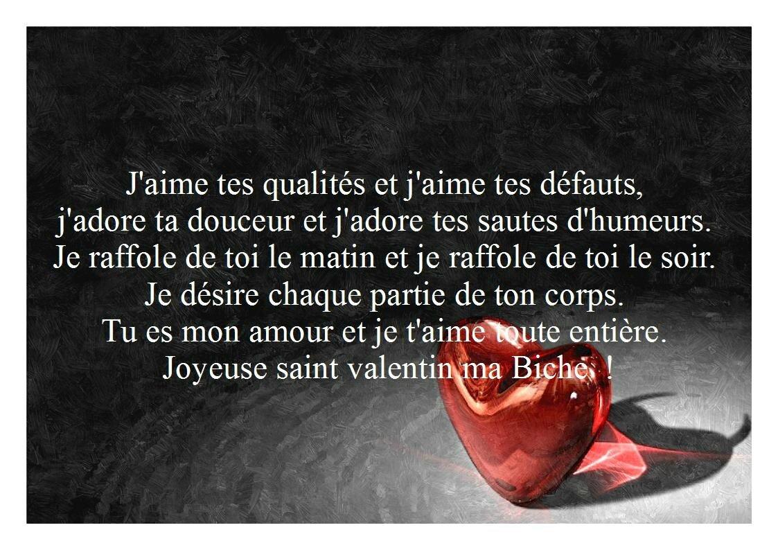 Bonne St Valentin 2015 Amour De Sms