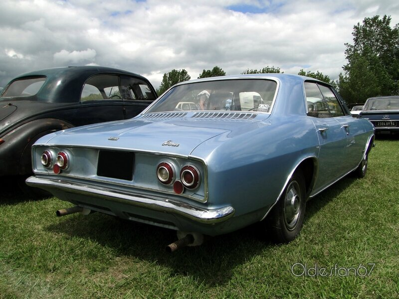 chevrolet corvair hardtop sedan 1965 b