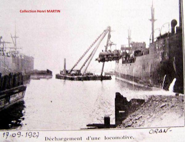 Oran- 028- travail sur les quais