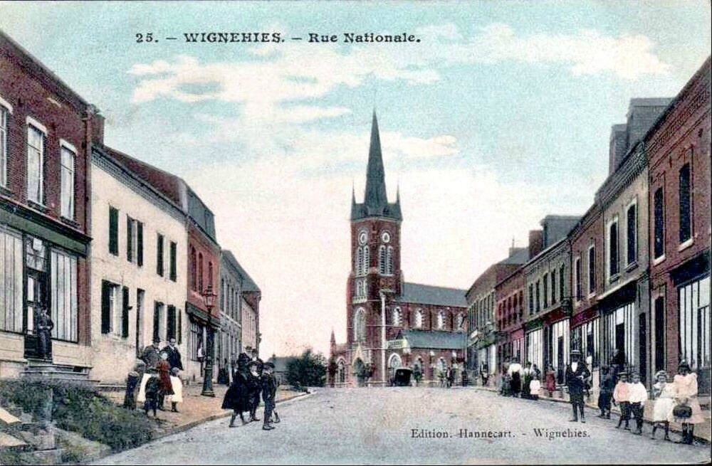 WIGNEHIES-La Rue Nationale