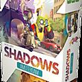 Boutique jeux de société - Pontivy - morbihan - ludis factory - Shadows Amsterdam