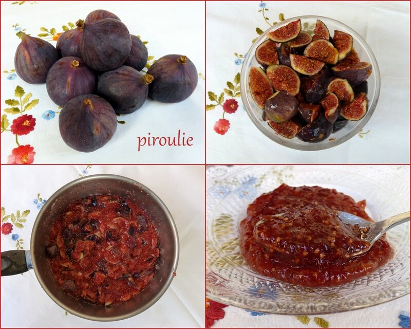 CONFITURE FIGUES-VANILLE