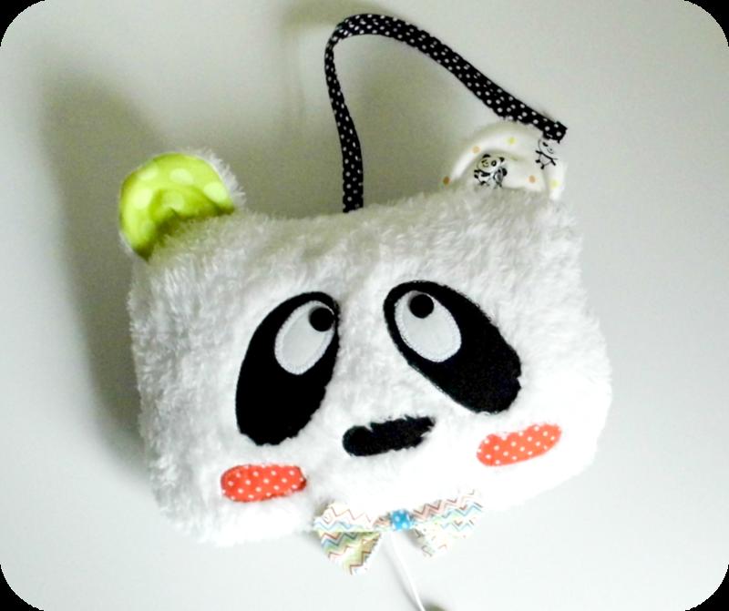 Le panda musical de Paul