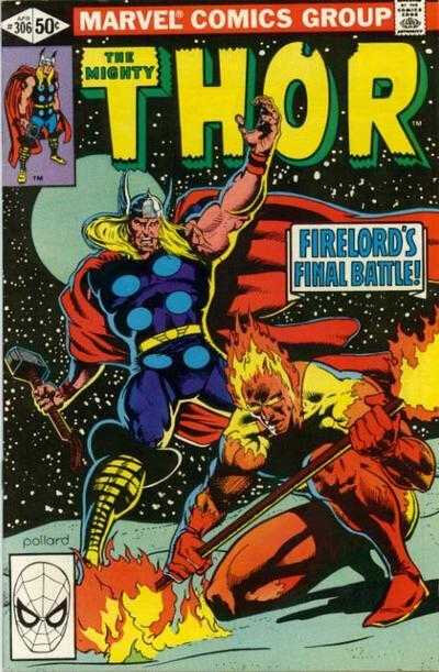 mighty thor 1966 306