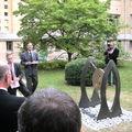Inauguration esff sur le site ctif - 25 septembre 2008