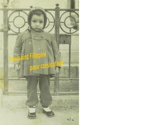 017 1063 - MEP - Filippini Toussaint - Claude Papi - Ses débuts à 1967