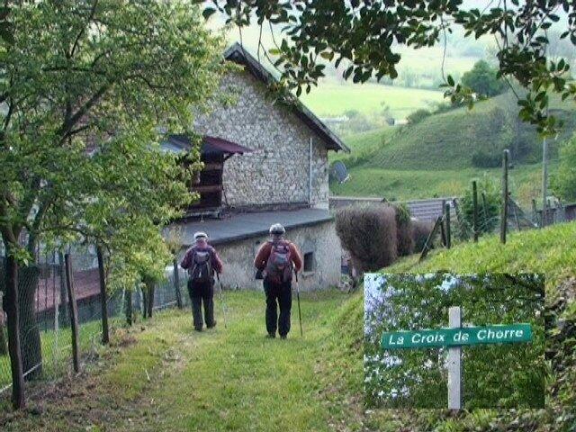 hameau la Croix de Chorre