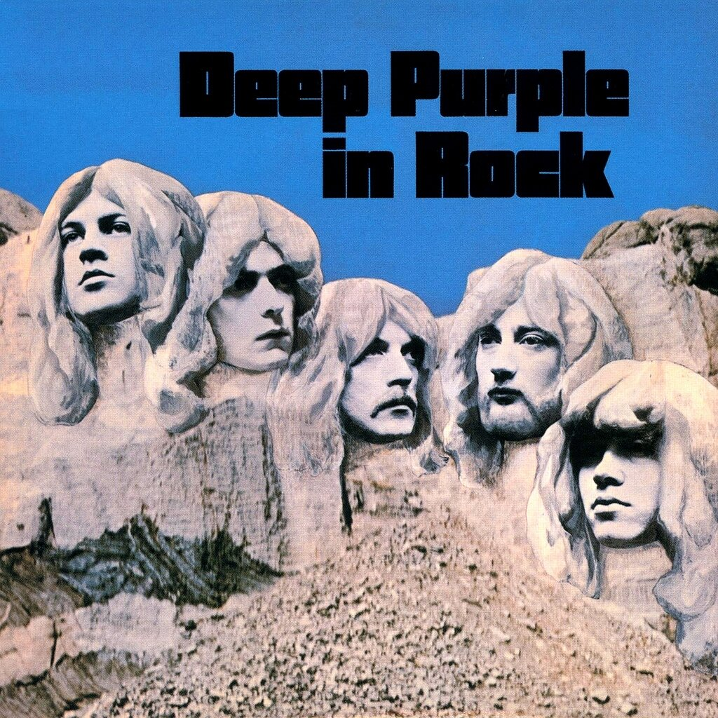 Quot In Rock Quot Deep Purple Rock Fever