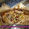 Estouffade de porc en papillotte (se régaler de cuisine légère)