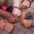 Bracelets de l'été - Juillet 2013
