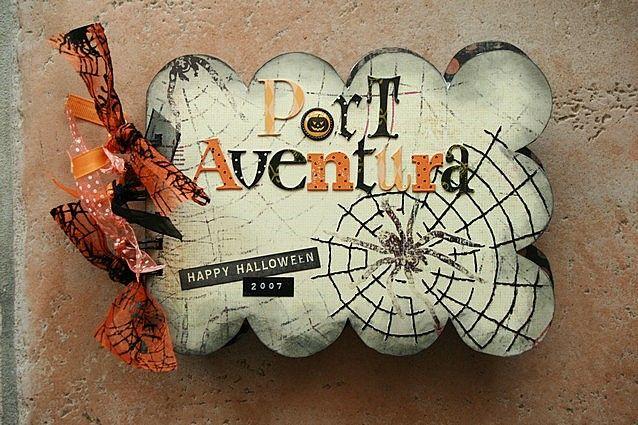 mini port aventura - 3/11/2008