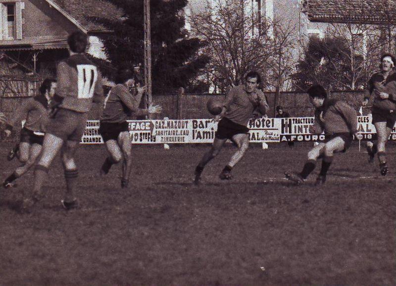 Saison 73 - 74