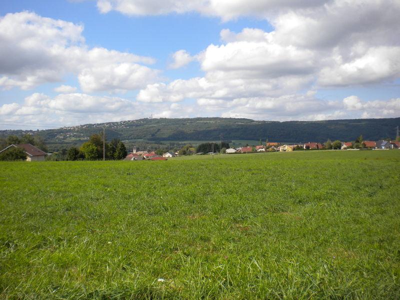 Le village de Saône