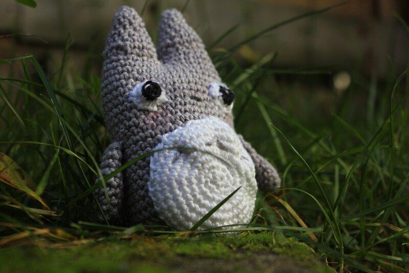 Totoro - Bricolage Magique