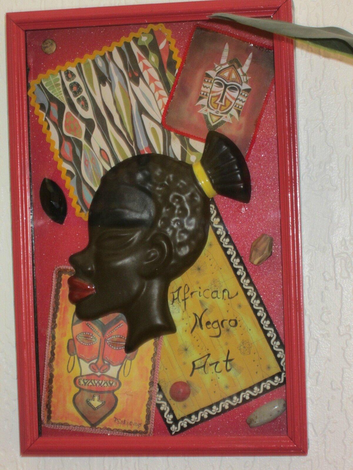 LE NEGRO AFRICAN ART DANS MA DECO VINTAGE