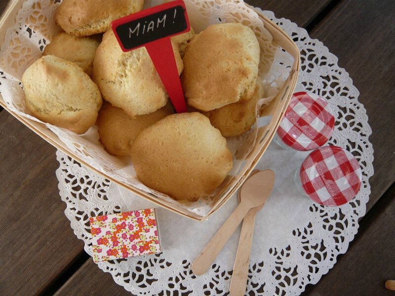 scones recette simple