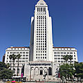 Hotel de ville de los angeles - californie - etats-unis