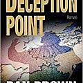 Deception point, thriller technologique de dan brown (2001)