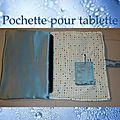 120 pochette tablette