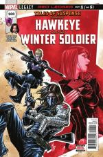 tales of suspense feat hawkeye and winter soldier 100