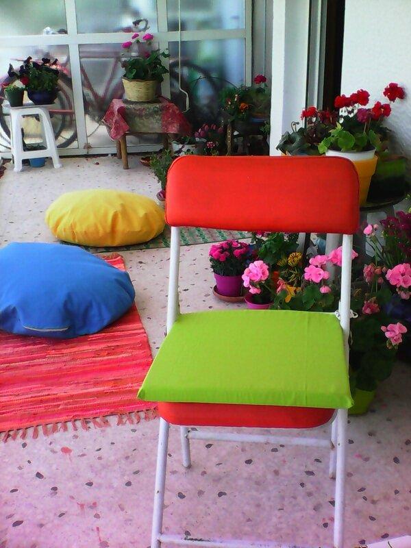 terrasse avril 2016 chaise retapee