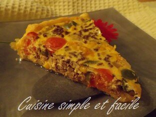 quiche mexicaine 11