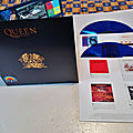 Queen discographie Europe + carrières solos