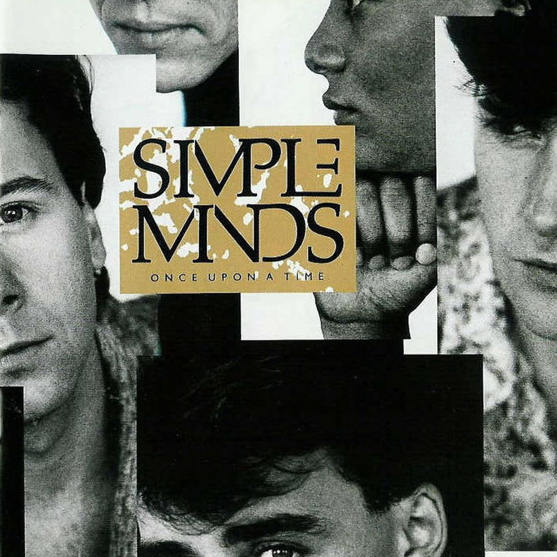 Quot Once Upon A Time Quot Simple Minds Rock Fever