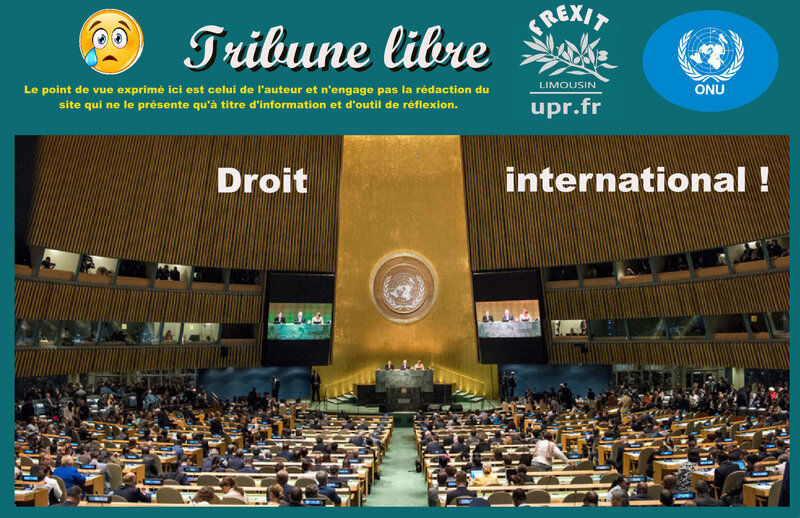 TL DROIT INTERNATIONAL