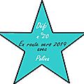 En route vers 2019 défi 20