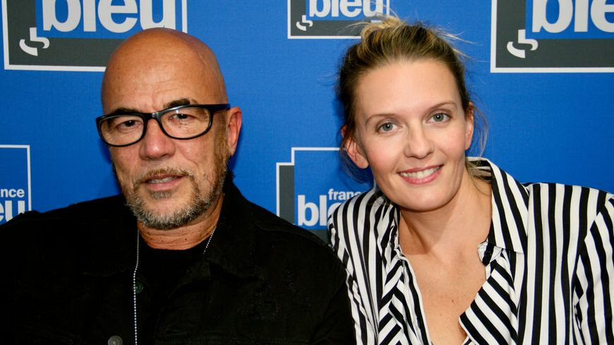 "Pascal Obispo ""Paris Express"" sur France Bleu"