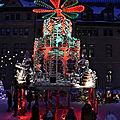 Décorations lumineuses des fêtes à québec - message b - janvier 2021