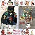 Anneau bouteille - Swap de Noël