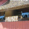 Le musée de la doller d'andré bindler à l'ecomusée d'alsace