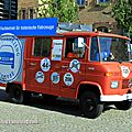 Mercedes truck 408 (paul pietsch classic 2014)