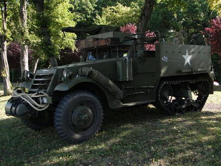 HALF TRACK M2A1 US Army 1943 Bourse de Crehange 2009 1
