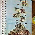Art journal et gribouillages #121