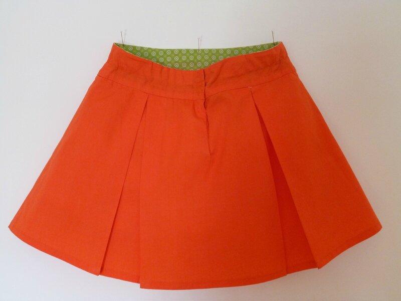 Lucy orange dos