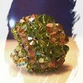 Bouquet olivine&copper