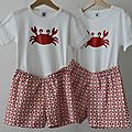 Pyjamas Crabes 2
